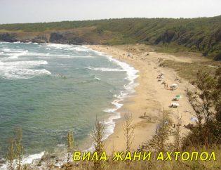 Плаж Липите в Синеморец