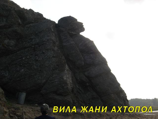 Параклис - аязмо в Ахтопол