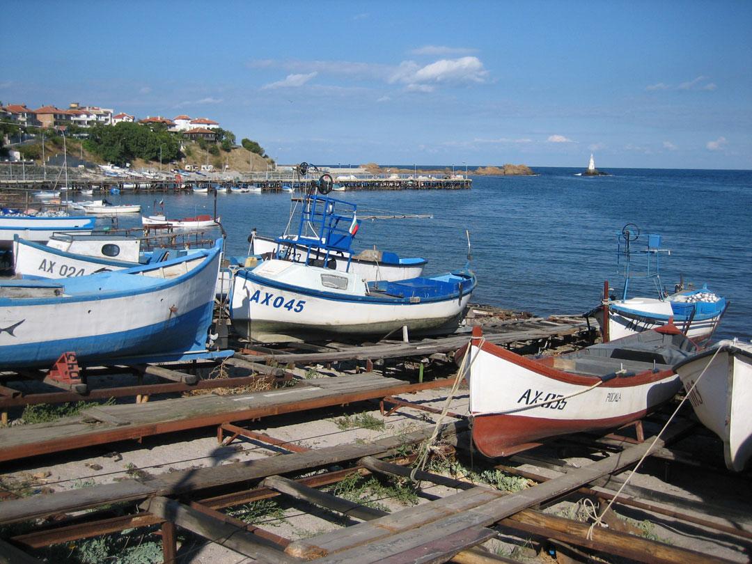 Ахтопол пристанище