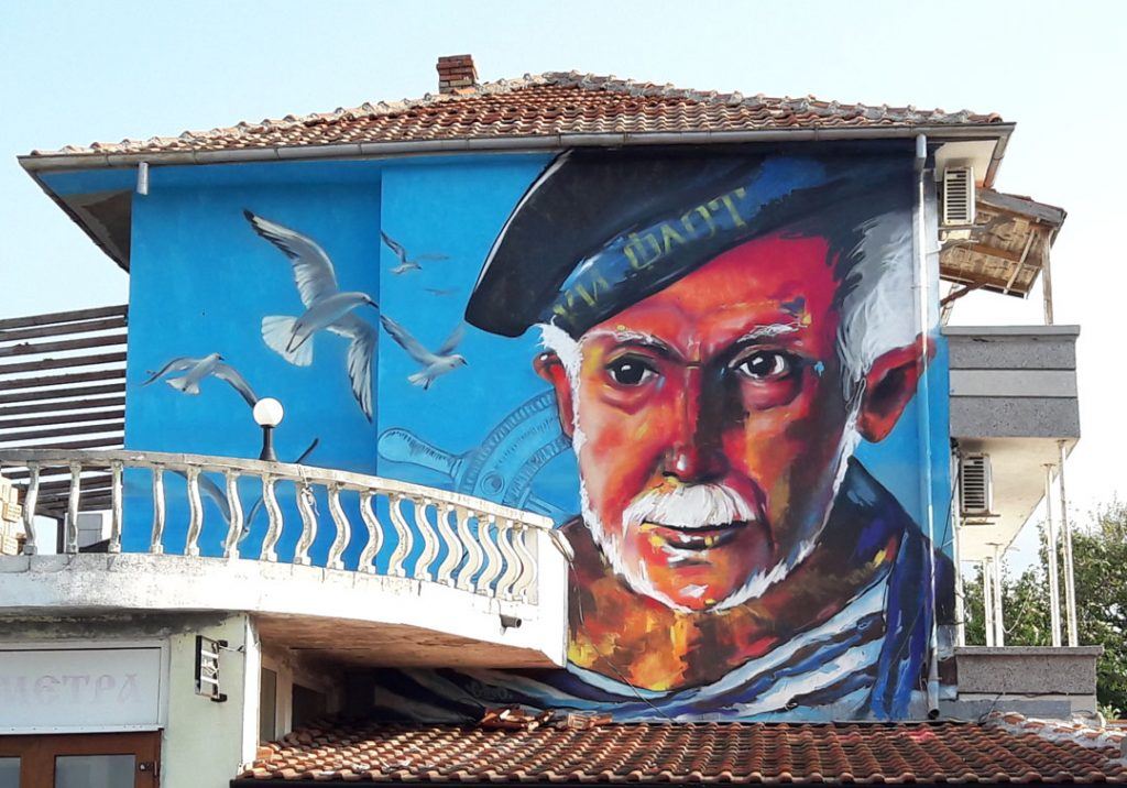 стенописи в Ахтопол