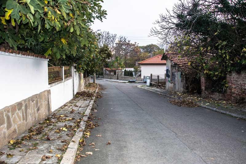Нова пешеходна зона в Ахтопол